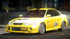 Mitsubishi Evolution VI PSI RC PJ10 для GTA 4