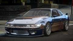Nissan 240SX SP-R L7 для GTA 4