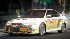 Mitsubishi Evolution VI PSI RC PJ4 для GTA 4