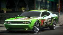 Dodge Challenger GST Drift L2 для GTA 4