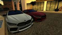 BMW M8 Competition для GTA San Andreas
