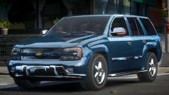 Chevrolet TrailBlazer OR для GTA 4