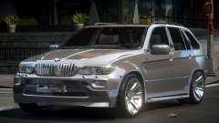 BMW X5 GST V1.3 для GTA 4