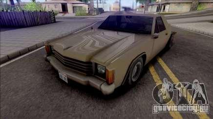 Picador Custom для GTA San Andreas