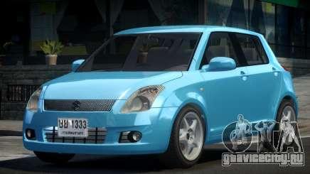 2009 Suzuki Swift для GTA 4