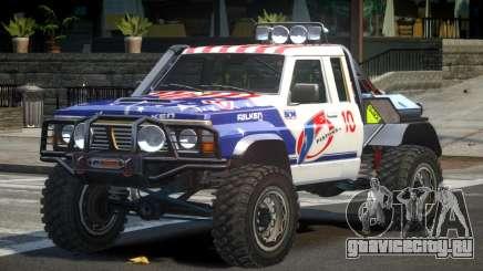 Nissan Patrol Off-Road L4 для GTA 4