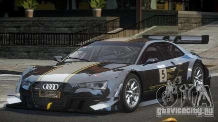 Audi RS5 GST Racing L3 для GTA 4