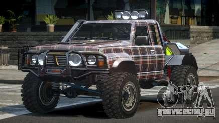 Nissan Patrol Off-Road L5 для GTA 4