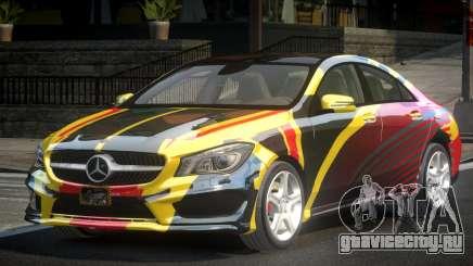 Mercedes-Benz CLA GST-S L2 для GTA 4