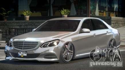 Mercedes-Benz E63 GS V1.1 для GTA 4