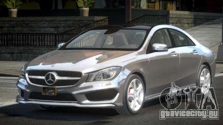 Mercedes-Benz CLA GST-S для GTA 4