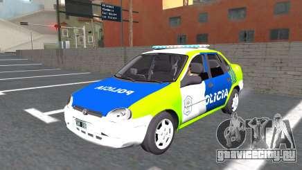 Chevrolet Corsa PBA Version 1 для GTA San Andreas