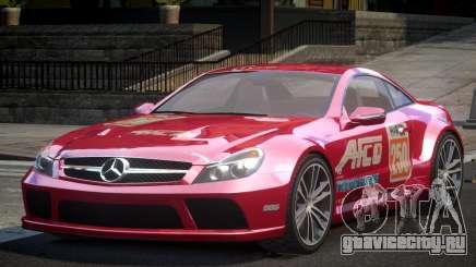 Mercedes-Benz SL65 BS Sport PJ5 для GTA 4