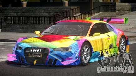 Audi RS5 GST Racing L6 для GTA 4