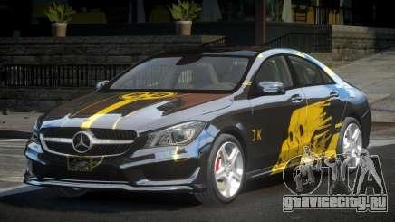 Mercedes-Benz CLA GST-S L8 для GTA 4