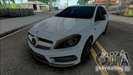Mercedes-Benz A45 AMG HQ для GTA San Andreas