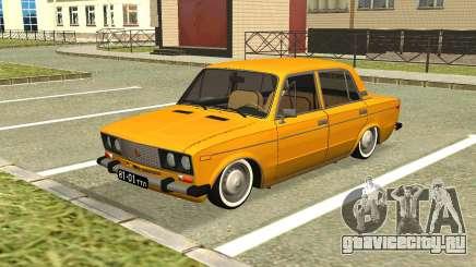 VAZ 2106 Resto Classic для GTA San Andreas