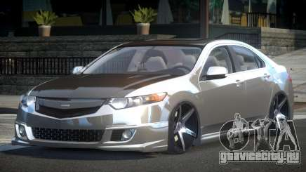 Acura TSX GS V1.1 для GTA 4