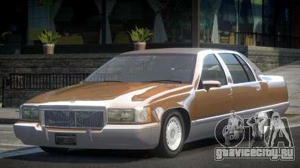 Cadillac Fleetwood Old V1.1 для GTA 4