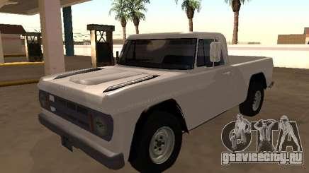 Dodge D-100 1968 MY для GTA San Andreas