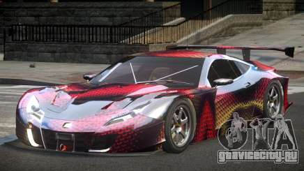 Honda HSV GT L10 для GTA 4
