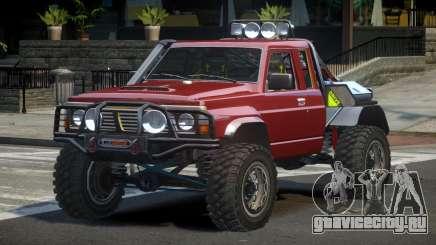 Nissan Patrol Off-Road для GTA 4