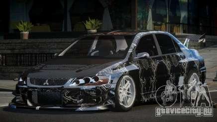 Mitsubishi Lancer IX SP Racing L6 для GTA 4
