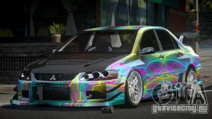 Mitsubishi Lancer IX SP Racing L9 для GTA 4