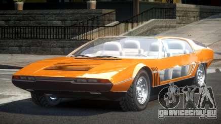 Pegassi Toreador L4 для GTA 4