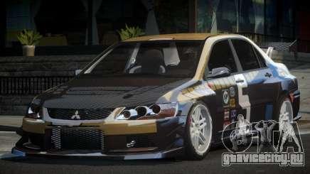 Mitsubishi Lancer IX SP Racing L8 для GTA 4