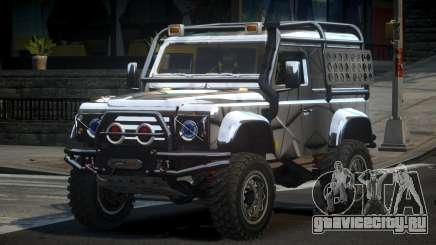 Land Rover Defender Off-Road PJ10 для GTA 4