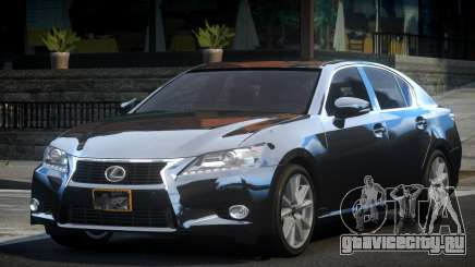 Lexus GS300H GST для GTA 4