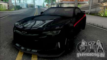 Chevrolet Camaro ZL1 Hennessey Exorcist для GTA San Andreas