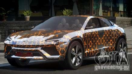 Lamborghini Urus RS L8 для GTA 4