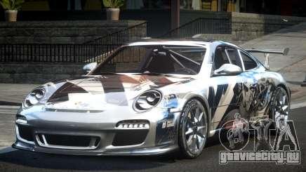 Porsche 911 GT3 PSI Racing L1 для GTA 4