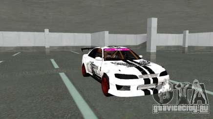 Toyota Mark ll Тюнинг для GTA San Andreas