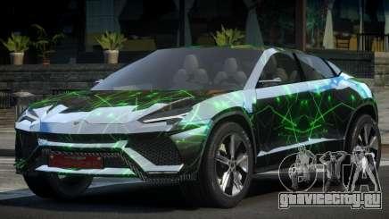 Lamborghini Urus RS L10 для GTA 4