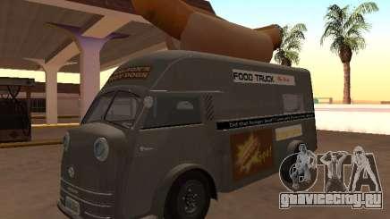 Tempo Matador 1952 HotDog Van для GTA San Andreas