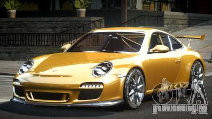 Porsche 911 GT3 PSI Racing для GTA 4