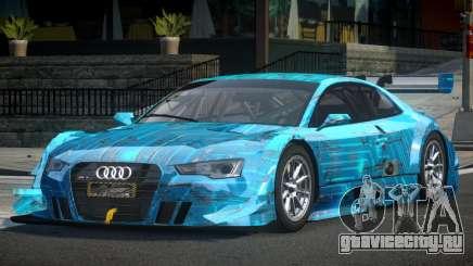 Audi RS5 GST Racing L10 для GTA 4