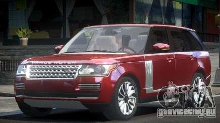 Range Rover Vogue GS V1.1 для GTA 4