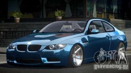 BMW M3 E92 GST V1.1 для GTA 4