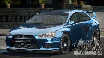 Mitsubishi Lancer Evo-X SP-G для GTA 4