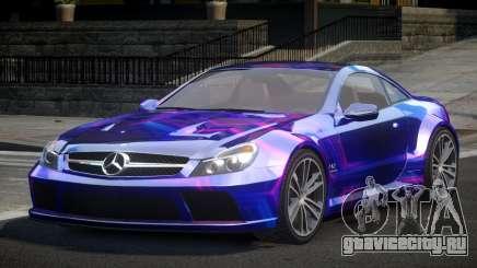 Mercedes-Benz SL65 BS Sport PJ4 для GTA 4