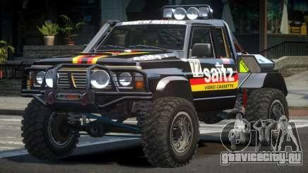 Nissan Patrol Off-Road L6 для GTA 4