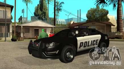 MGCRP Vapid Police Interceptor для GTA San Andreas