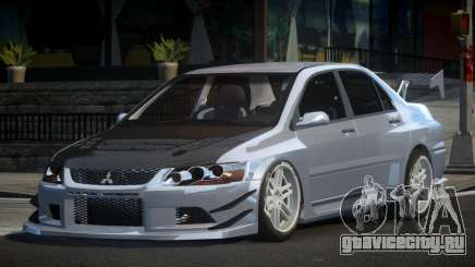 Mitsubishi Lancer IX SP Racing для GTA 4