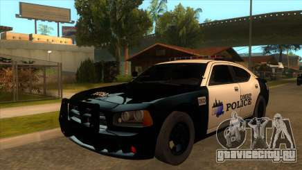 DMRP Dodge Charger Police для GTA San Andreas