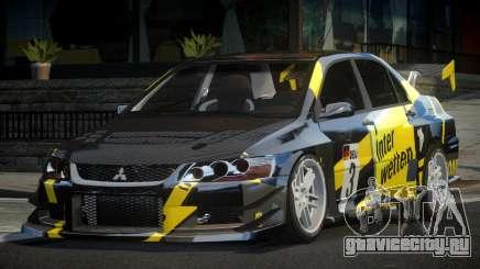 Mitsubishi Lancer IX SP Racing L7 для GTA 4