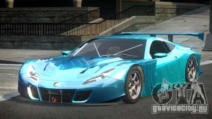 Honda HSV GT L2 для GTA 4